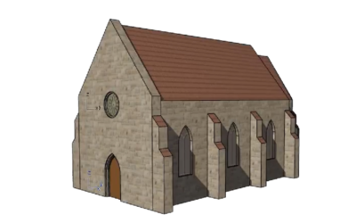 Tutorial IV – Gothic Church