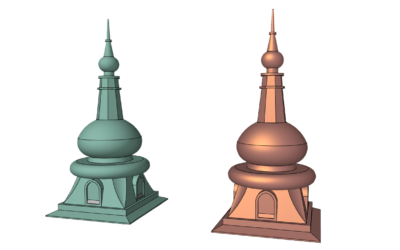 Tutorial II – Baroque Spire