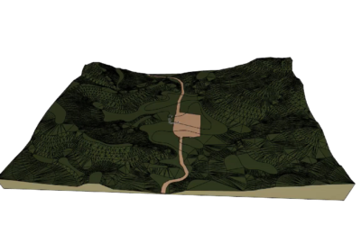 Tutorial VI – Terrain