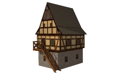 Tutorial III – Textured Houses